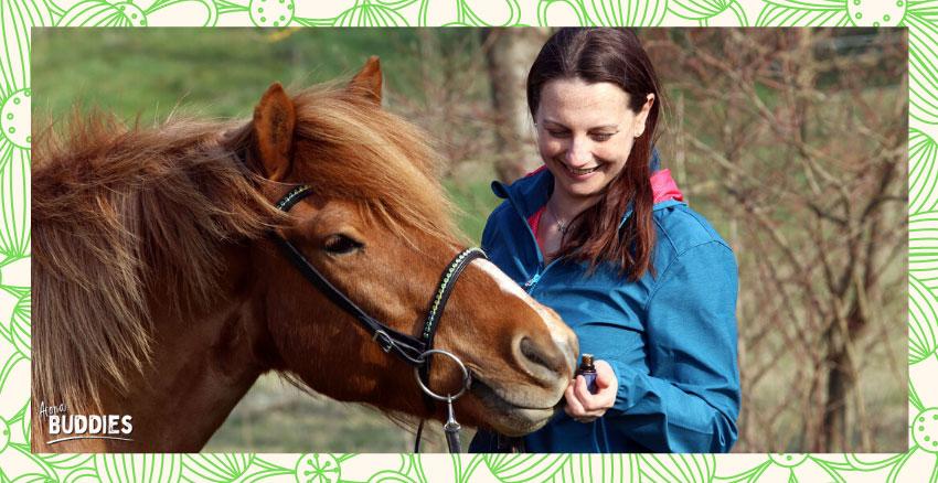AromaticTouch für Pferde